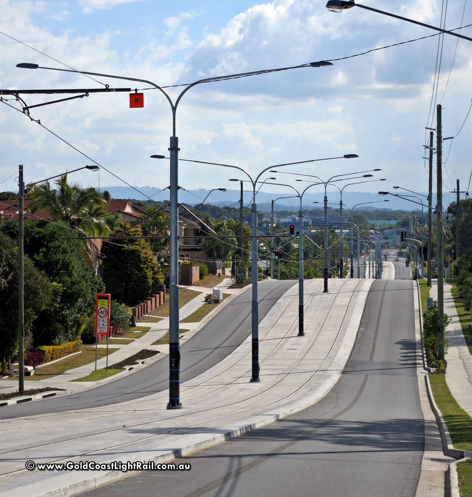 Light Rails: Gold Coast Light Rail Route